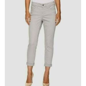 NYDJ Jean Alina Convertible Ankle in Moonstone